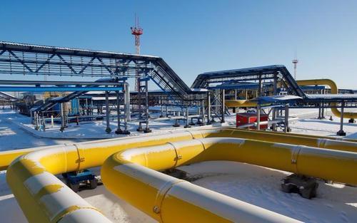 螺旋管天然气输送管线应用